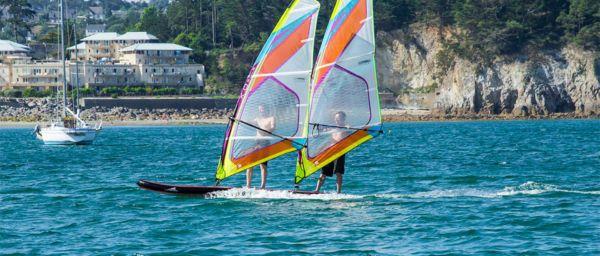 Windsurf tandem