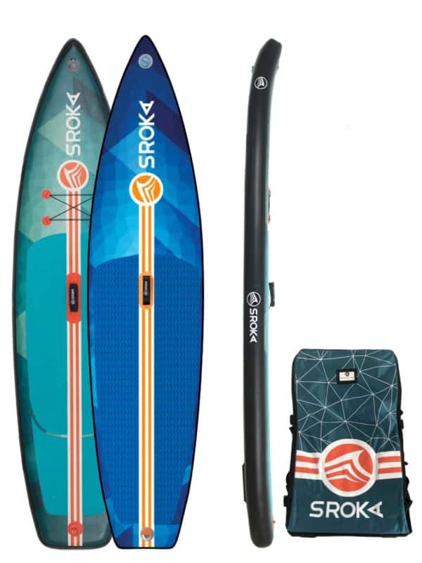 Inflatable Stand up paddle Alpha 11x30