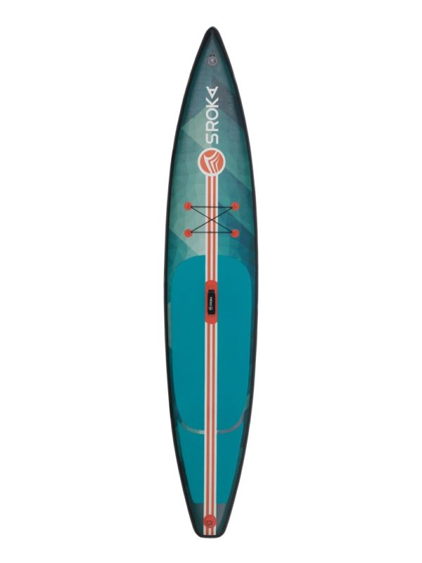 Inflatable Stand up paddle Alpha 12'6x 28'' Fusion