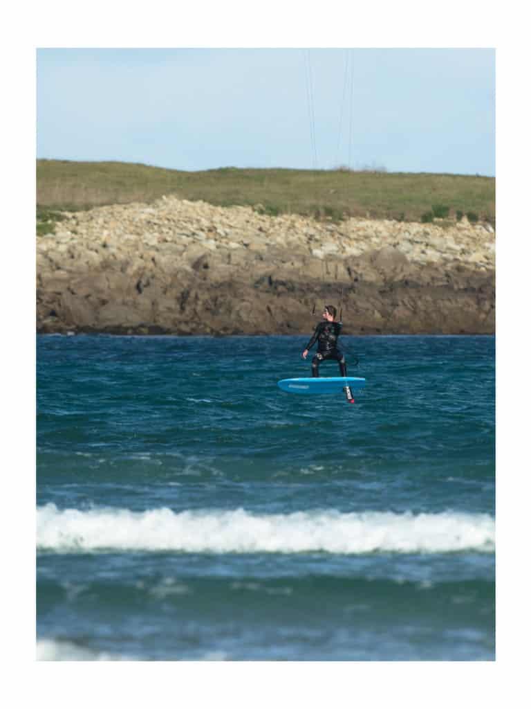kitefoil board & surf foilboard