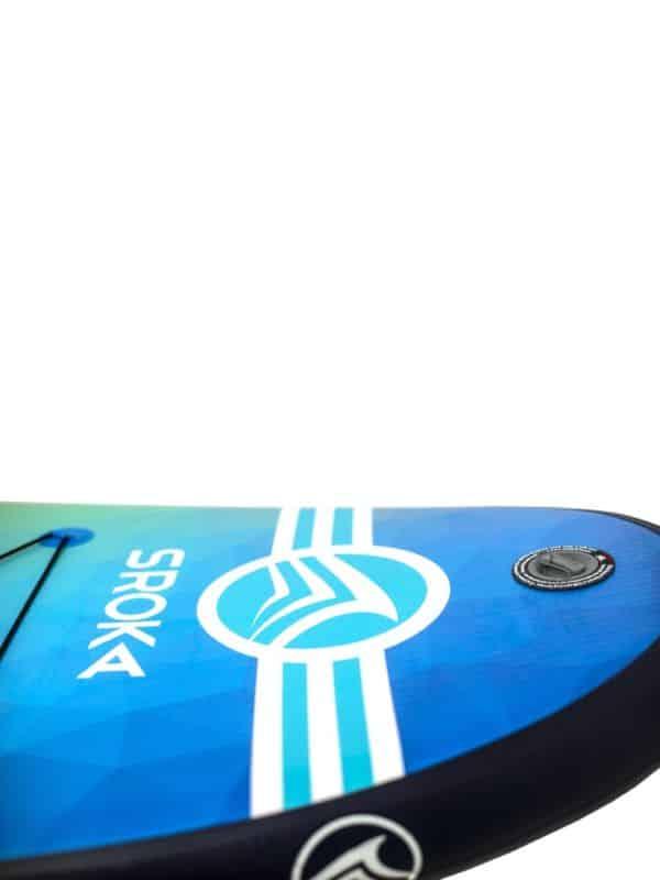 Sup Malibu 10'6 fusion bleu