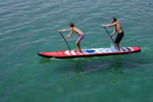 Duo Tandem Paddle