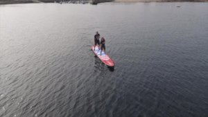 Stand up paddle tandem Duo Sroka