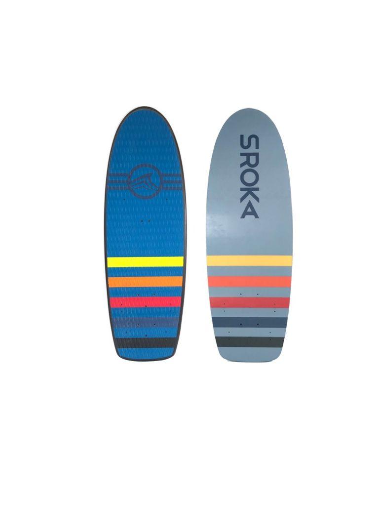 pocket board wakefoil, surffoil