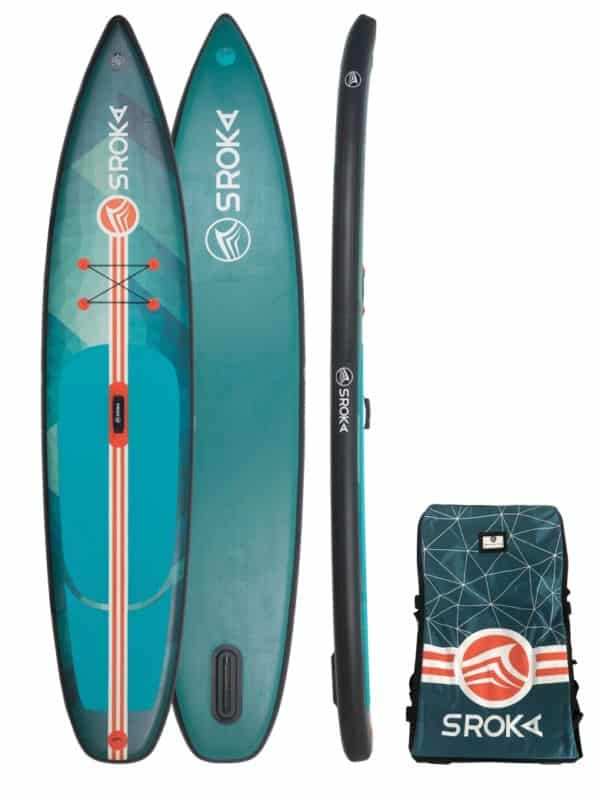 Stand up paddle Alpha 12'6x 31 Fusion
