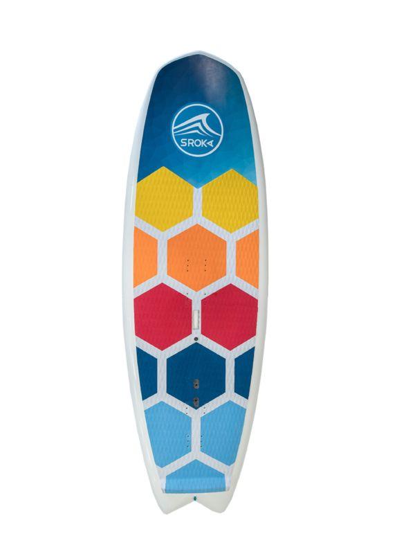 blue sky board supfoil board seule