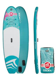 malibu 10 girly paddle gonflable