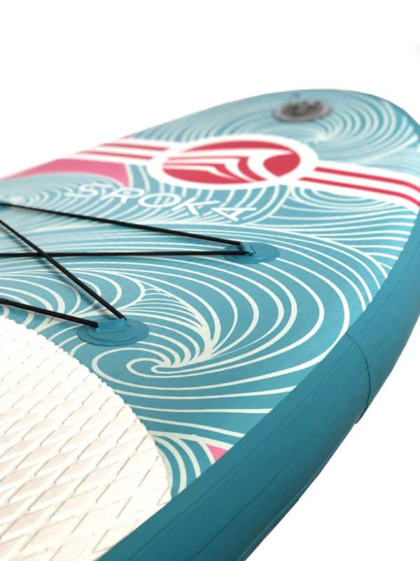Inflatable Stand up paddle Malibu 10 Girly Fusion