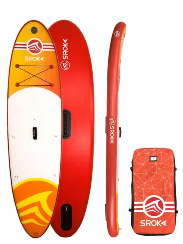 Windsup inflatable 10'6 Fusion