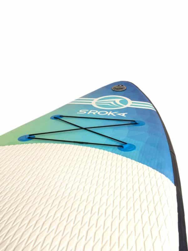 waves 9'5 sup paddle