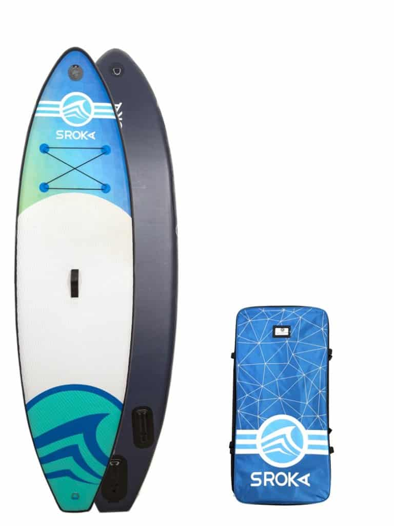 waves 9'5 sup paddle
