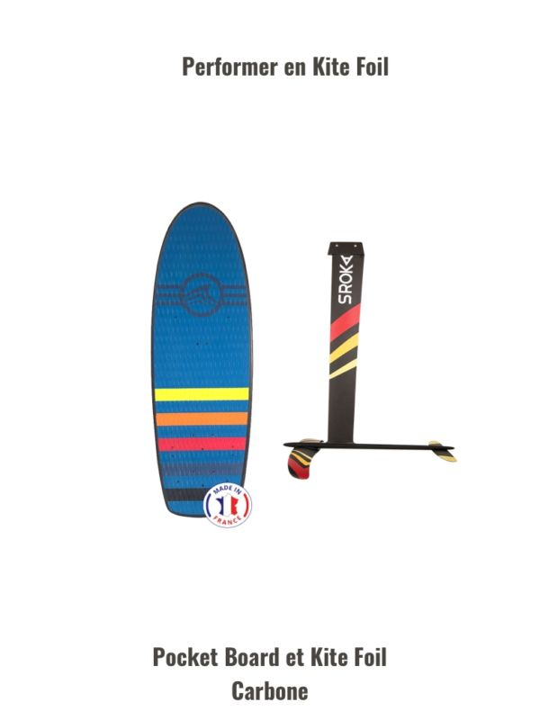 pack carbone surf foil