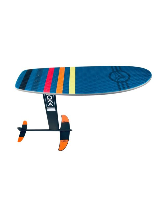 Package Aluminium Kitefoil & board pocket