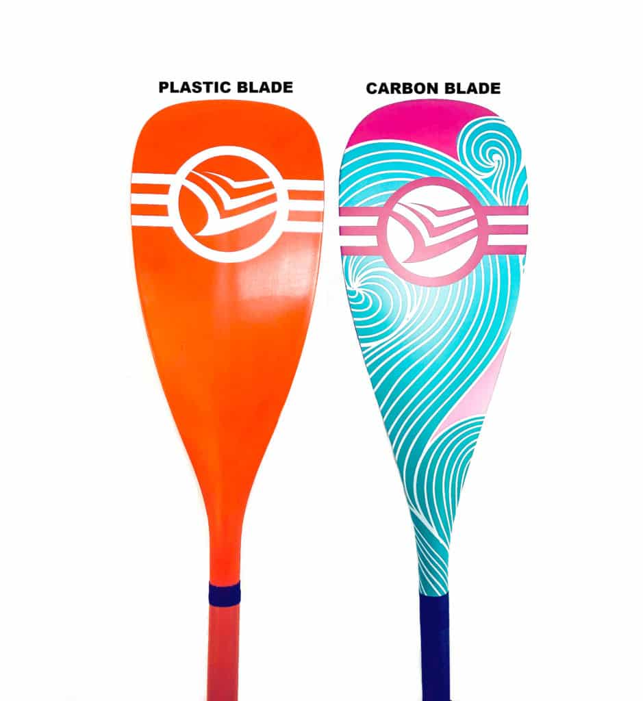 plastic blade and carbon blade-2