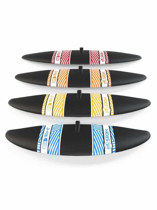 Ailettes 2019 pour Surffoil, Supfoil et wakefoil SROKA