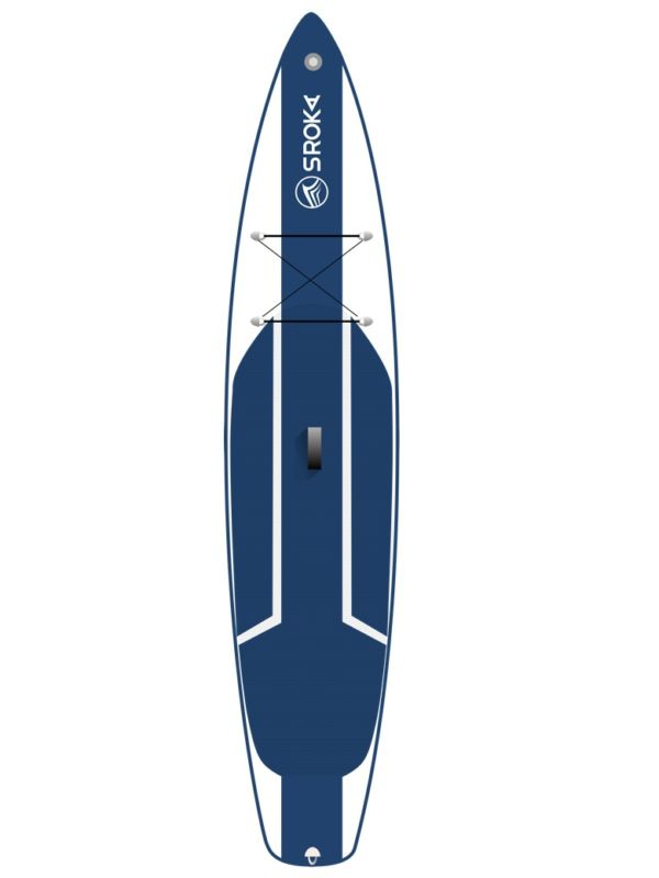 Inflatable stand up paddle 12'6x32
