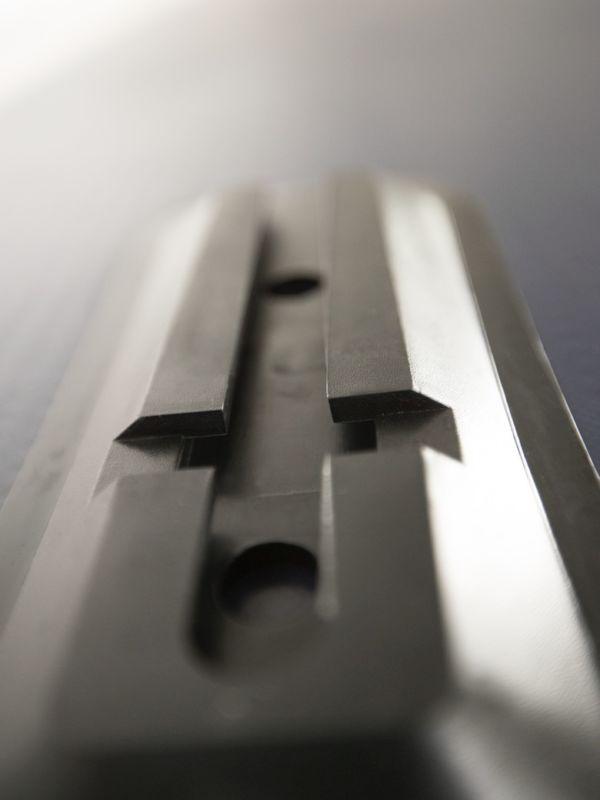Pack Easy rail single fin