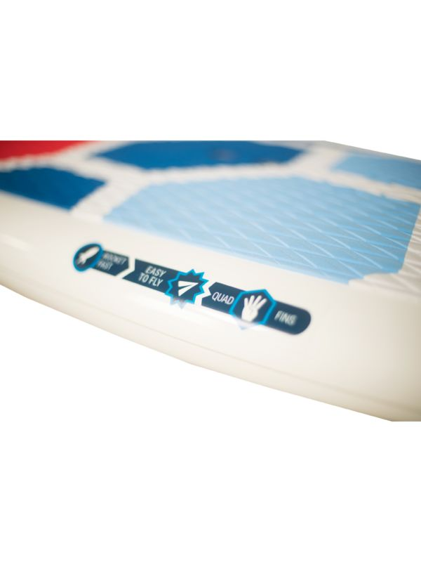 Sky RIder the supfoil board by Sroka