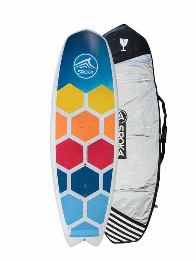 CHOOSING THE RIGHT SUP FOIL