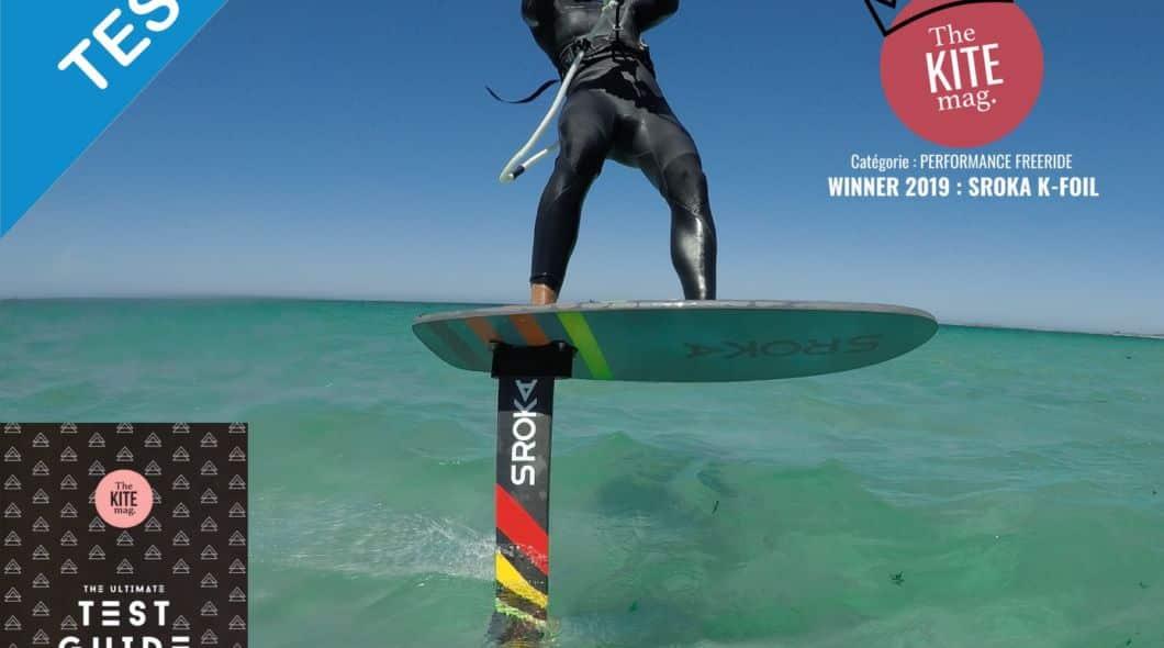 winner the kite mag sroka k-foil