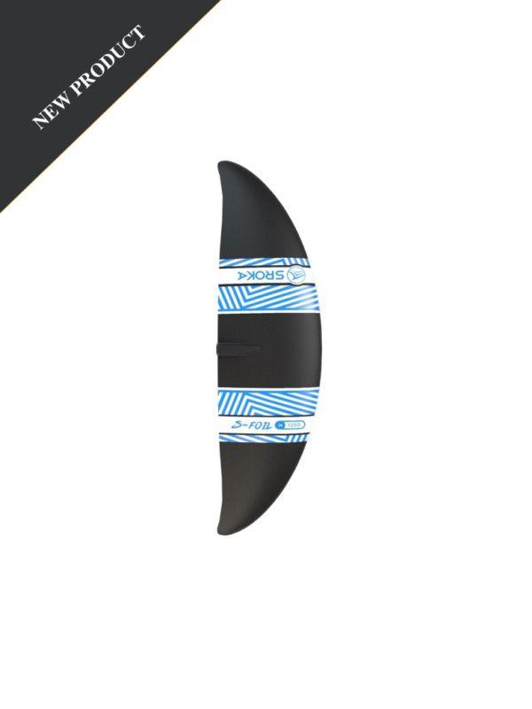 Ailette M 1250 cm2 - Surf foil - sup foil - wakefoil - wingfoil - aluminium 2019 - SROKA Company