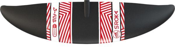 Front wing XXL 2000 cm2 - Surf foil - sup foil - wakefoil - wingfoil - aluminium 2019 - SROKA Company