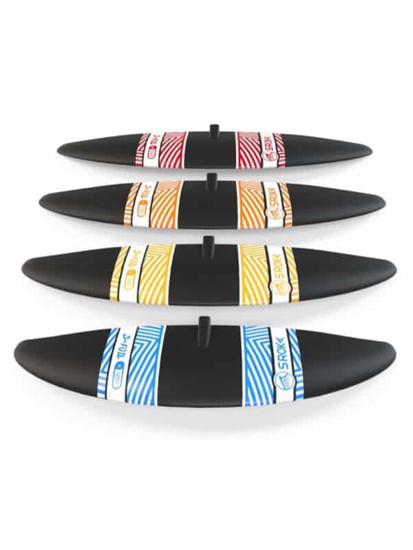M-L-XL-XXL Front wing - Surf foil - sup foil - wake foil - wing foil - aluminum 2019 - SROKA Company