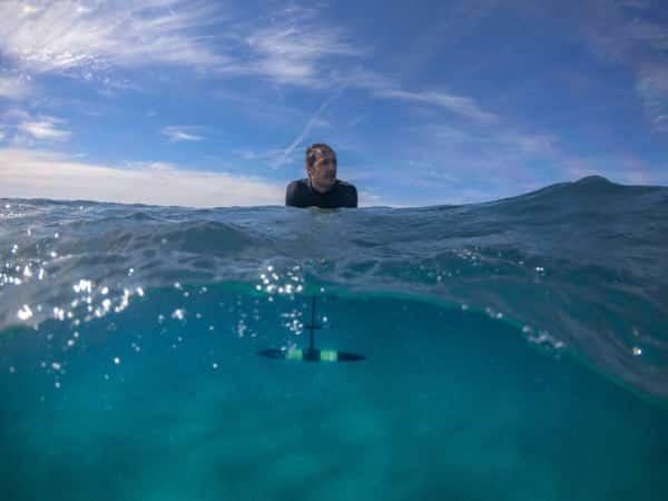bruno sroka surf foil - sup foil - wake foil - wing foil - aluminum 2019