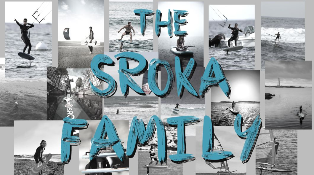 the sroka family - team members of Sroka Company