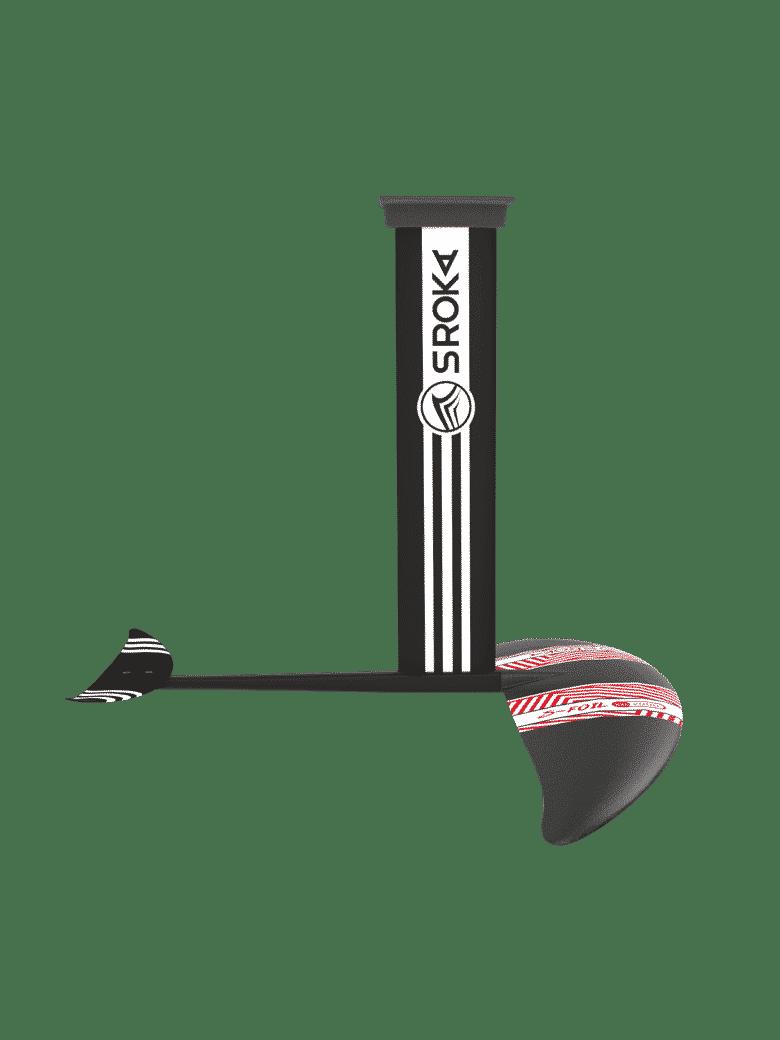 surf foil ailette XXL boitier platine