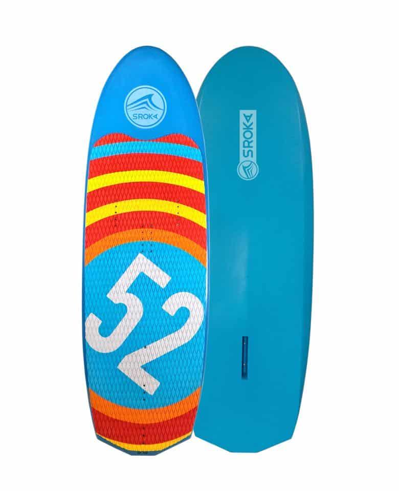 Pack Sfoil Alu Board 160x52