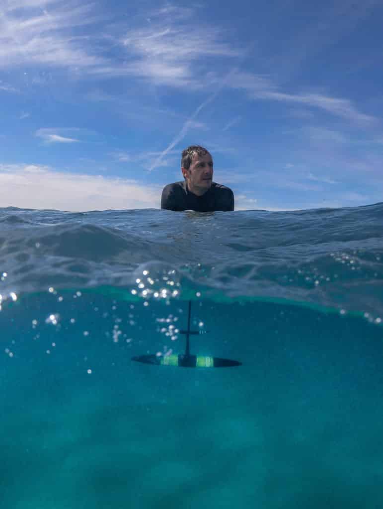 surf foil SROKA 2019