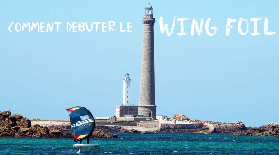 Comment débuter le Wing Foil avec Bruno SROKA triple champion du monde de kitesurf