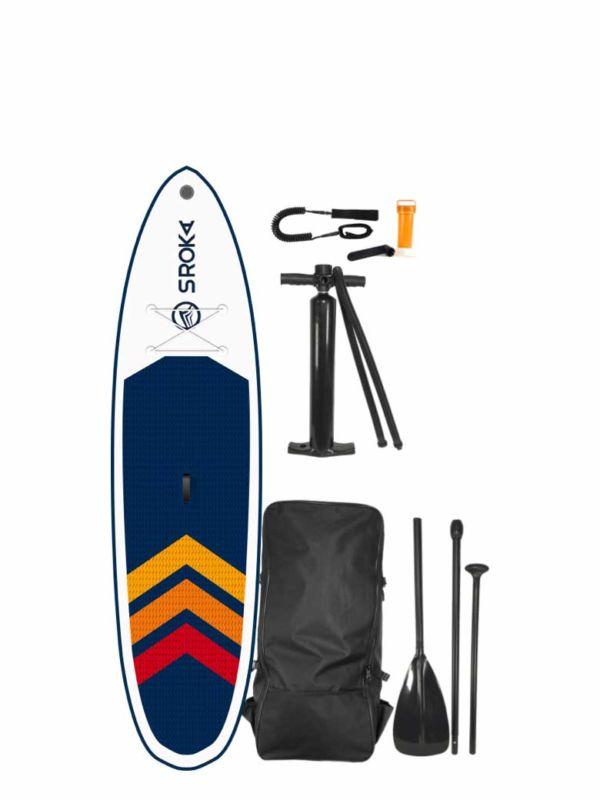 stand up paddle pas cher bonne qualité Sroka Company avec tous ses accessoires
