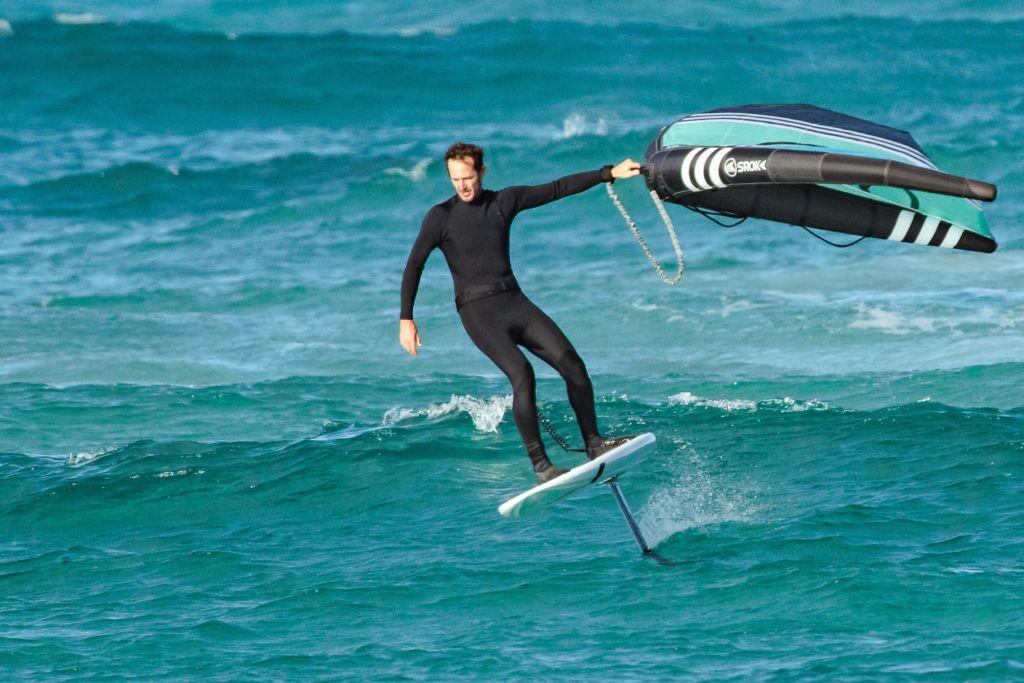 Surf avec le pack Wing Sroka Company