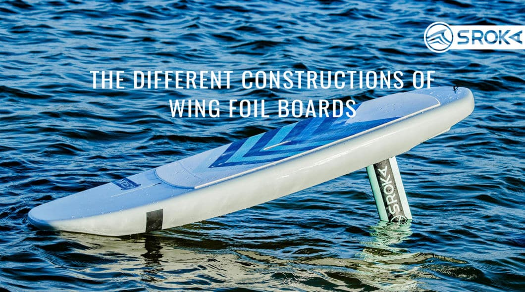 how a quality rigid wingfoil board is built is essential when choosing your wing foil equipment