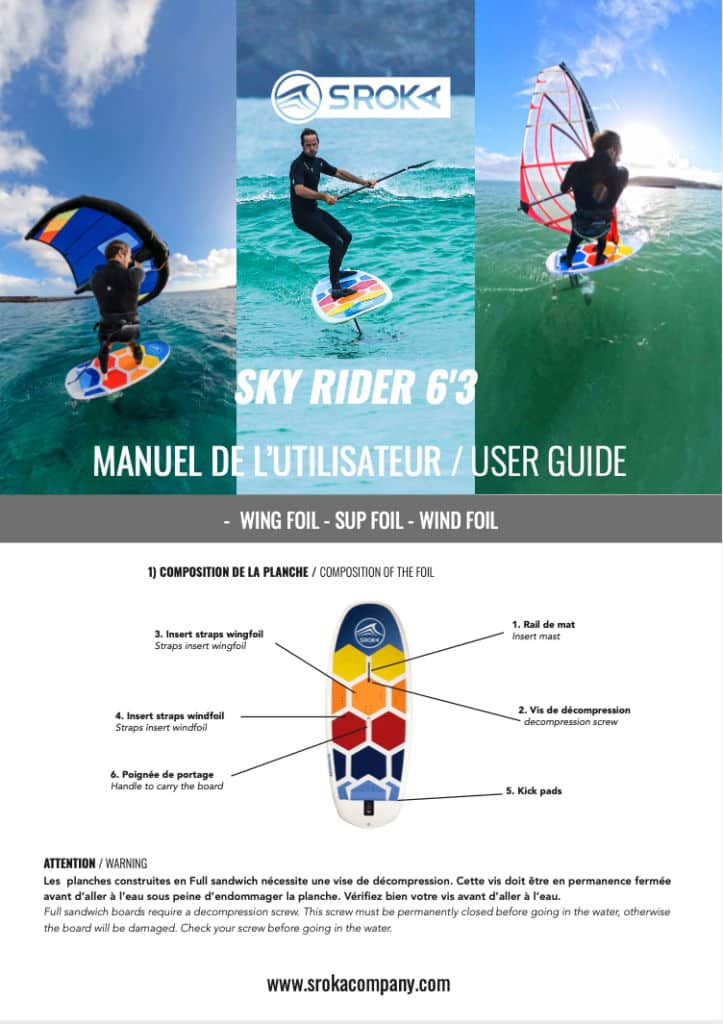 6'3 sky rider user guide copie