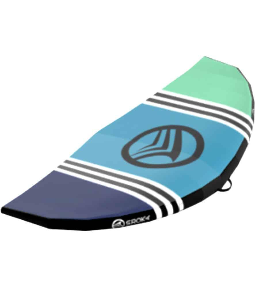 Wing pour wingsurf Sroka Company. Permet la pratique du foil et du wing