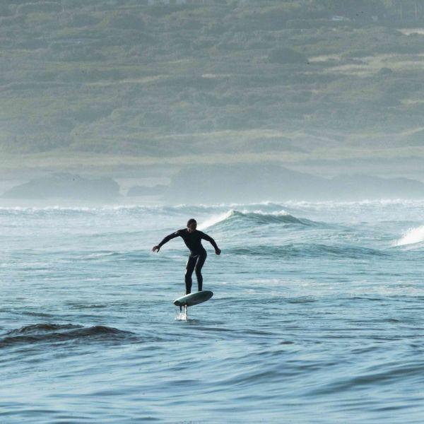 Surf foil high aspect