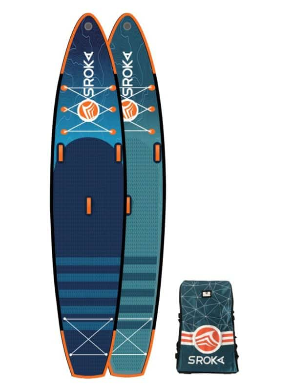SUP Gonflable Alpha 12'x31