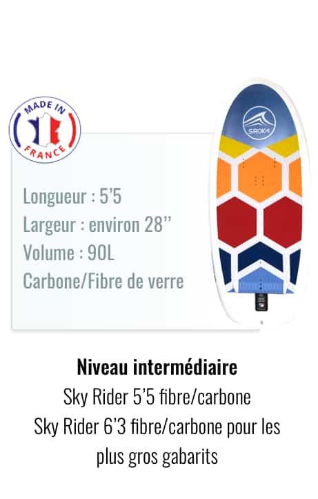 Wingfoil Sroka Sky Rider 5'5
