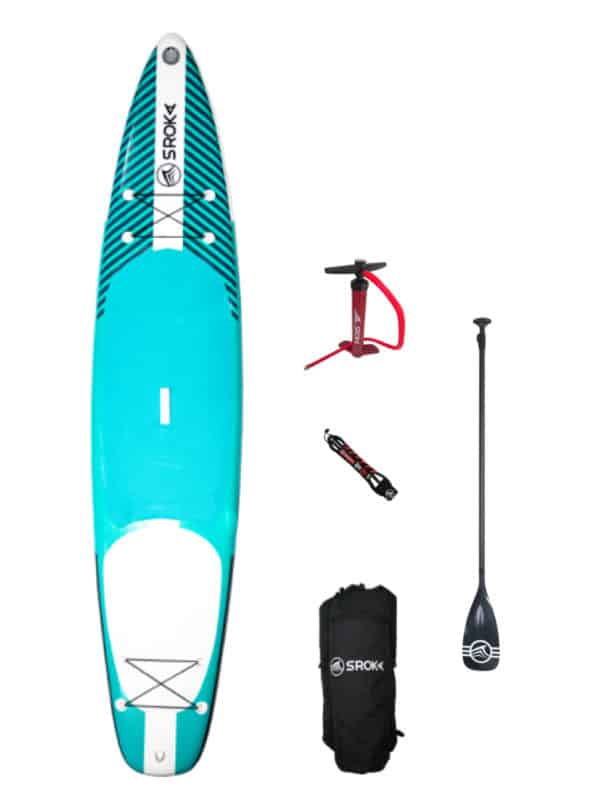 SUP gonflable Pack Easy 12'6
