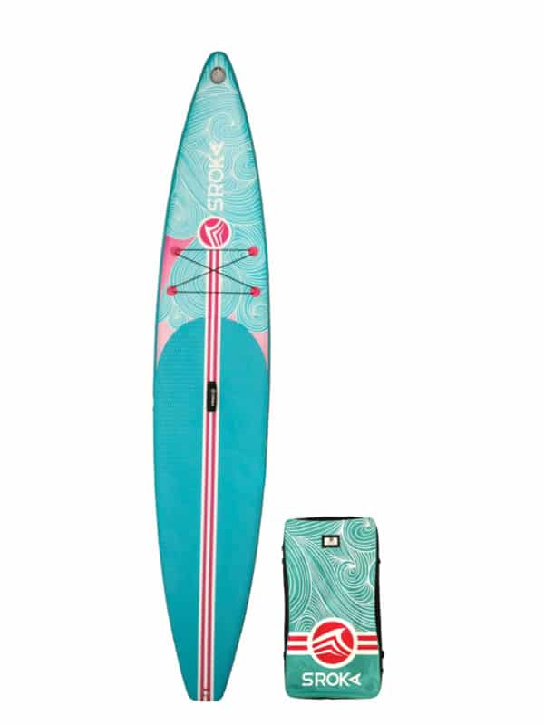 12'6 Girly Sroka Company SUP gonflable