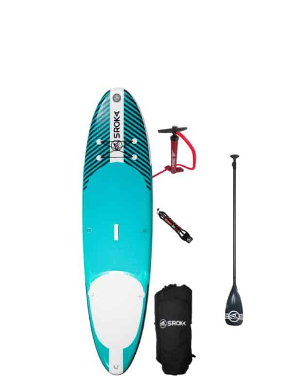Pack SUP gonflable complet Easy 10'6 Sroka