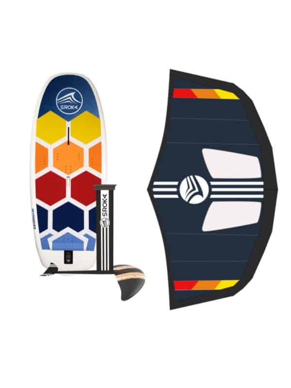 Pack Wing Foil Sky Rider 6'3