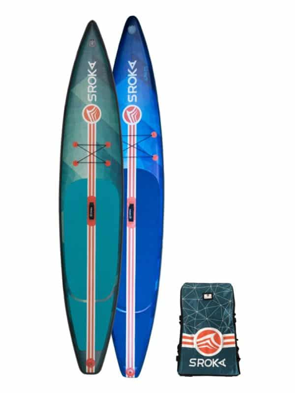 Stand up Paddle Alpha 12'6x28 Sroka Company