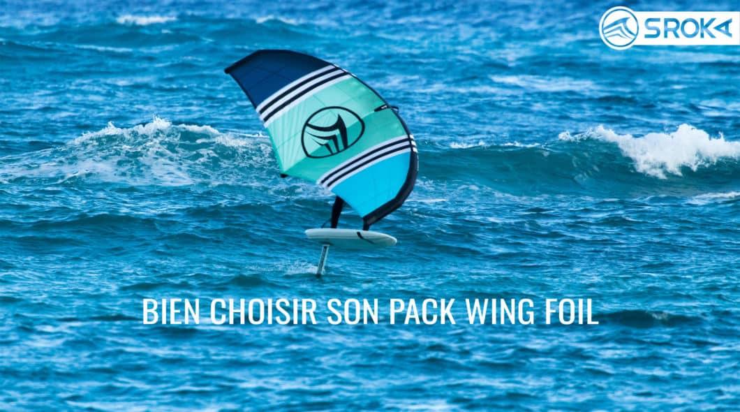 Guide pour l'achat d'un pack Wingfoil