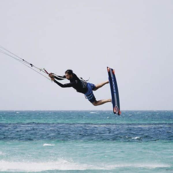 Sroka Company kitesurf