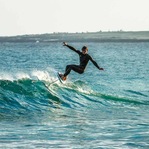 Surf foil high aspect sfoil HA 1190 Speed Sroka - surffoil