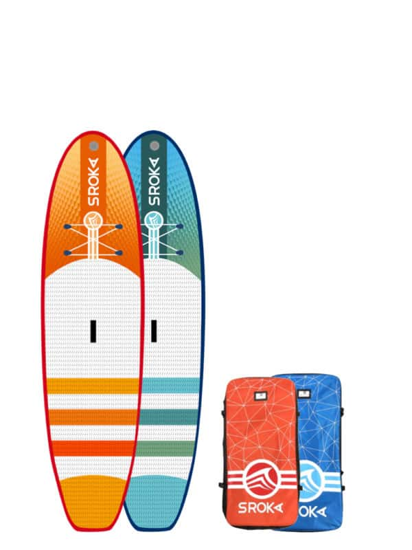 10ft inflatable stand up paddle Sroka high quality available in two colours